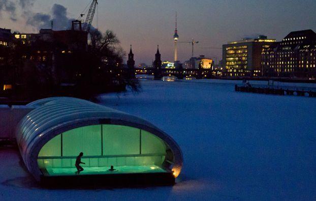 Berlin sauna