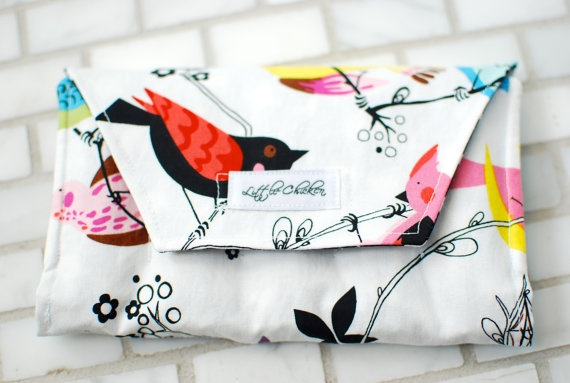 Crayon Clutch on Etsy $17 (two for $ 32).  Great for birthday gifts!!Birthday Gifts