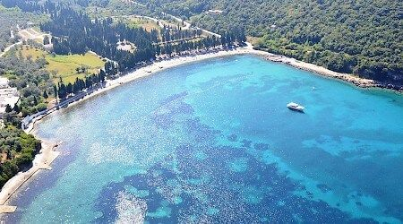 The 7 day self-drive Discover Montenegro tour takes you Montenegro's best spots, like Valdanos Cove in Ulcinj.
