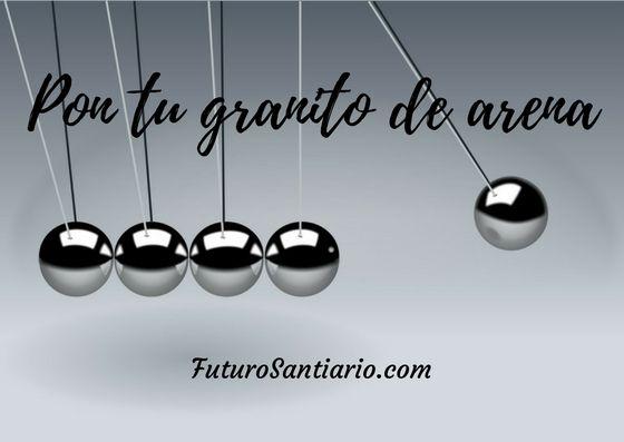 Pon tu granito de arena  www.futurosanitario.com  http://qoo.ly/jjt8z