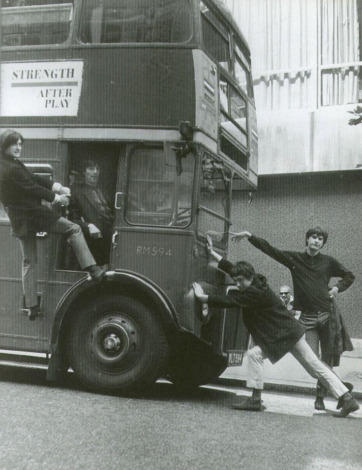 The Kinks, September 1964 via