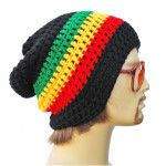 Mens Rasta Hat Crochet Pattern - inspiration, couldn't find the pattern