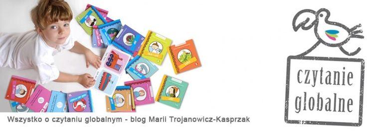 Czytanie globalne – jak ustrzec się nudy. | Czytanie globalne pomysły na zabawy z kartami!!!!