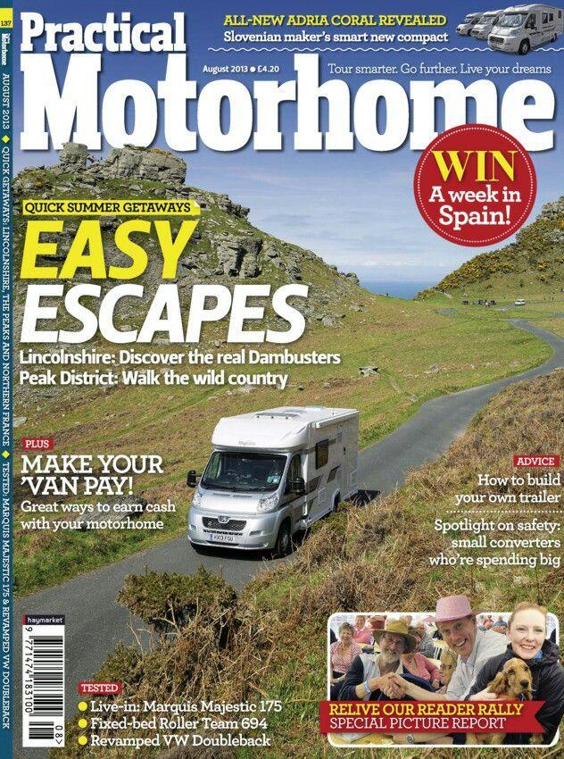 Revista Practical Motorhome