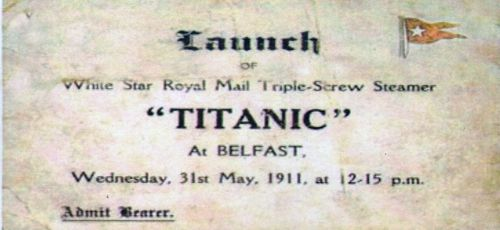 Historical Titanic Mail Ticket. Source: http://www.gigalists.com/10-lesser-known-facts-about-rms-titanic/