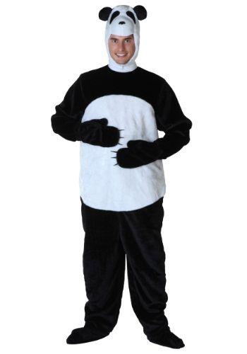 Cool Animal Costumes - Men's Panda Costume just added...