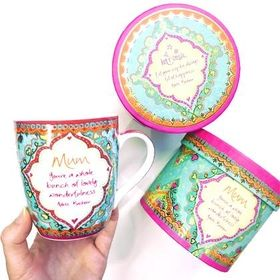 Mum Mug | Gifts for Mum | threemadfish.com | Australia
