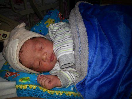 bebe nacido en julio