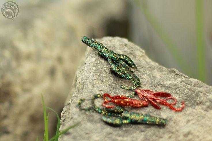 Mikado Angry Cray Fish #wędkarstwo #przynęty #gumy