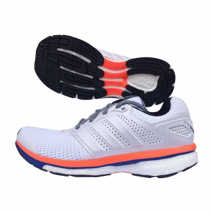 The ADIDAS SUPERNOVA Glide 7 is another quality ladies running shoe. Part of  the Adidas boost range which always ranks highly in comfort tests.