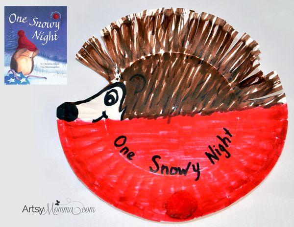 25 best ideas about hedgehog hibernation on pinterest for Hibernation crafts for kids