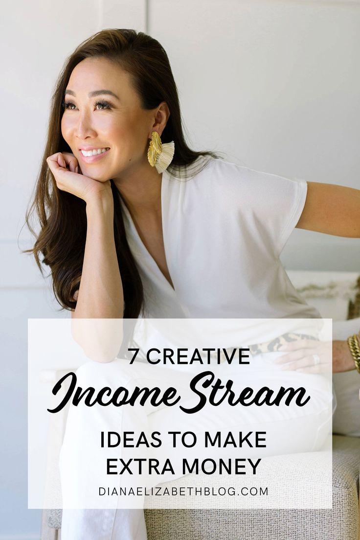 7 Income Stream Ideas