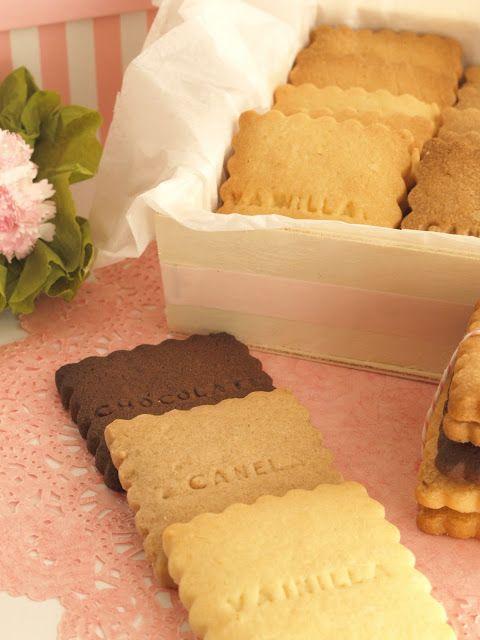 La guinda del pastel: Galletas
