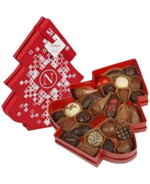 Neuhaus Holiday Belgian Chocolate Christmas Tree Gift Box