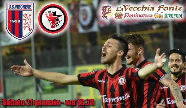 Vibonese - Foggia Da La Vecchia Fonte http://affariok.blogspot.it/