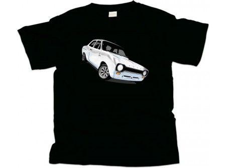 Ford Escort Mk1 Minilites