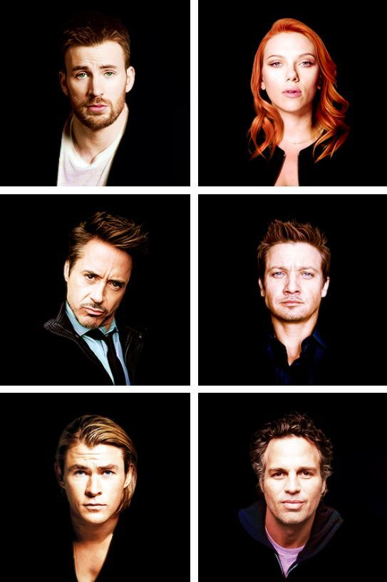 Image result for avengers cast photo