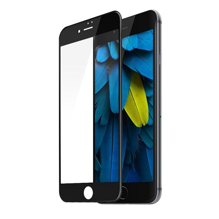 Baseus Ultra Thin 0.2mm Anti-blue Light Full Screen Tempered Glass Screen Protector for iPhone 7 4.7 inch