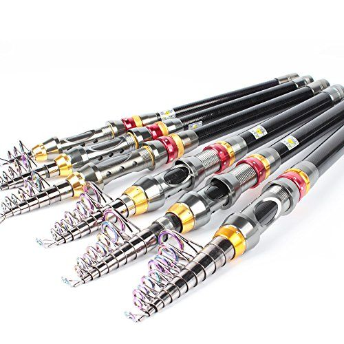 Special Offers - Shelure Telescopic Fishing Rod Portable Carbon Pole Spinning Fish Hand Fishing Tackle Sea Rod 1.8M 2.1M 2.4M 2.7M 3.0M 3.3M 3.6M Saltwater Travel Spinning Fishing Rods Poles - In stock & Free Shipping. You can save more money! Check It (August 12 2016 at 03:08AM) >> http://fishingrodsusa.net/shelure-telescopic-fishing-rod-portable-carbon-pole-spinning-fish-hand-fishing-tackle-sea-rod-1-8m-2-1m-2-4m-2-7m-3-0m-3-3m-3-6m-saltwater-travel-spinning-fishing-rods-poles/
