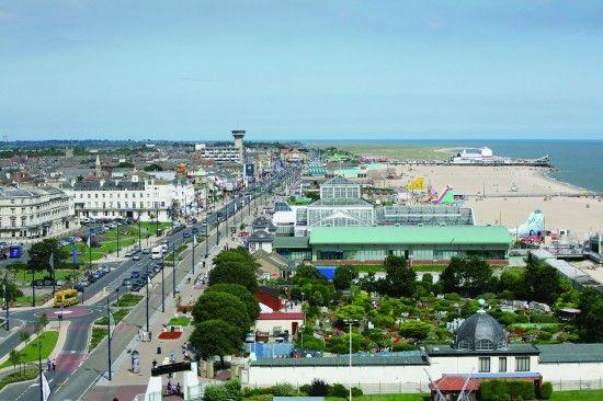 Great Yarmouth Seafront (Marine Parade)