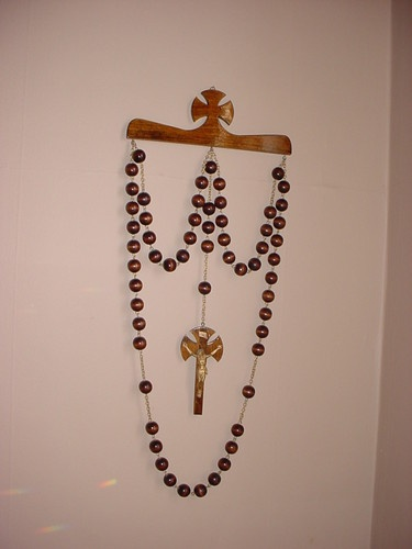 52 Best Wall Rosary Images On Pinterest Rosaries