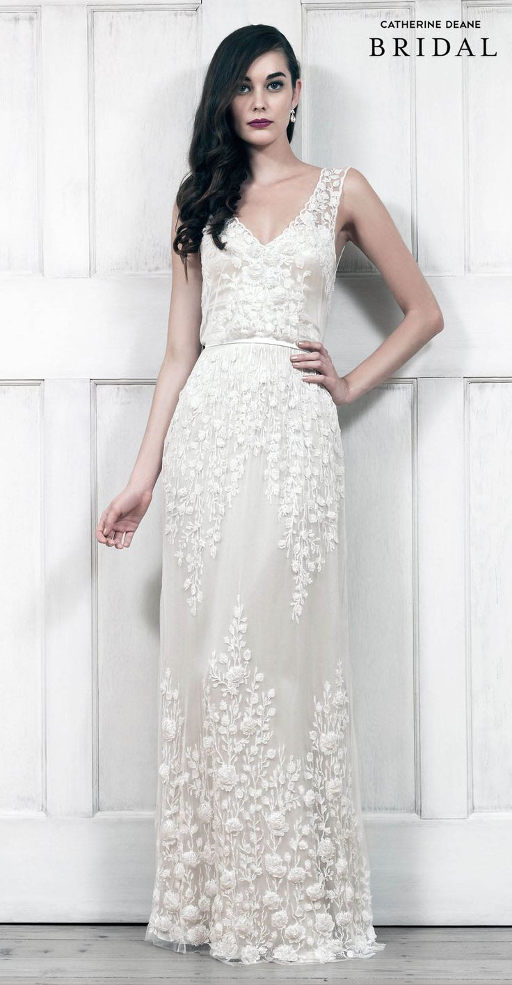 CATHERINE DEANE BRIDAL  SIAN http://www.catherinedeane.com/bridal/ # ...