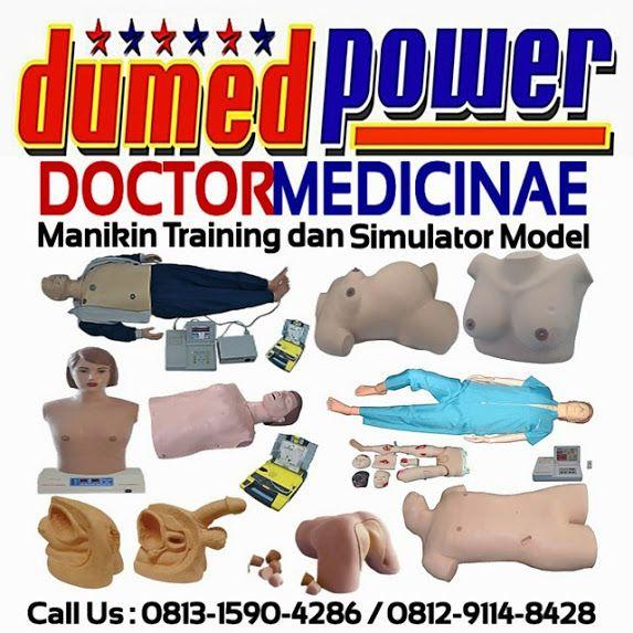 JUKNIS DAK BKKBN: Katalog Produk Doctor Medicinae Manikin Training dan Simulator Model