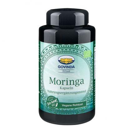 Govinda Moringa-Kapseln Bio