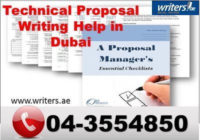 Writers.ae: Create a Checklist for Your Technical Proposal, fo...
