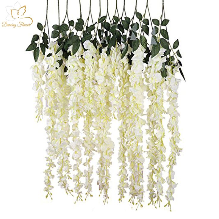 Wedding Trees For Sale: Hot Sale Artificial White Wedding Trees With Wisteria