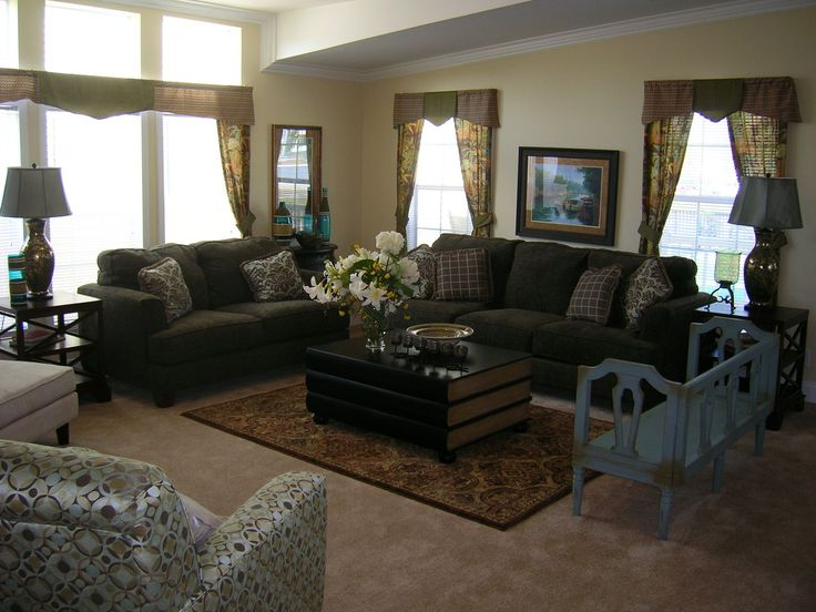 Living Room   Forest Park T3626D By Palm Harbor Homes