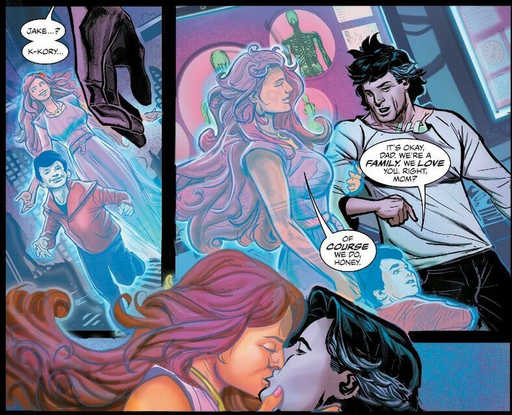 Dickkory + Jake en Nightwing: The New Order #4