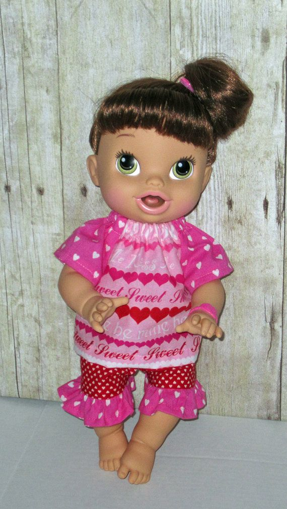 Corolle Tidoo Calin Doll Clothes Baby Alive All Gone