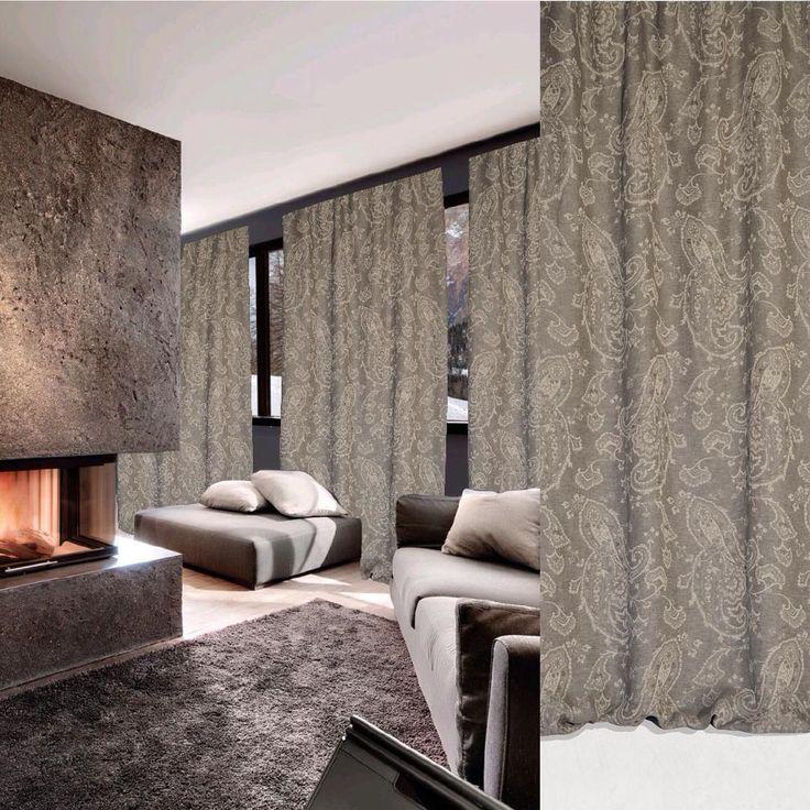 Faith#linen#castellodelbarro#naturalfibers#fabrics#home#curtains#
