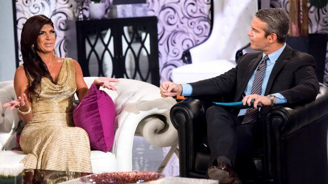 """""""Amber and Jim are Nuts Edition"""" -Sandy's #RHONJ Blog on Monsters & Critics"""