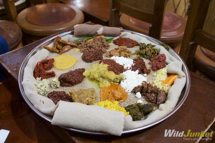 ethiopian food guide