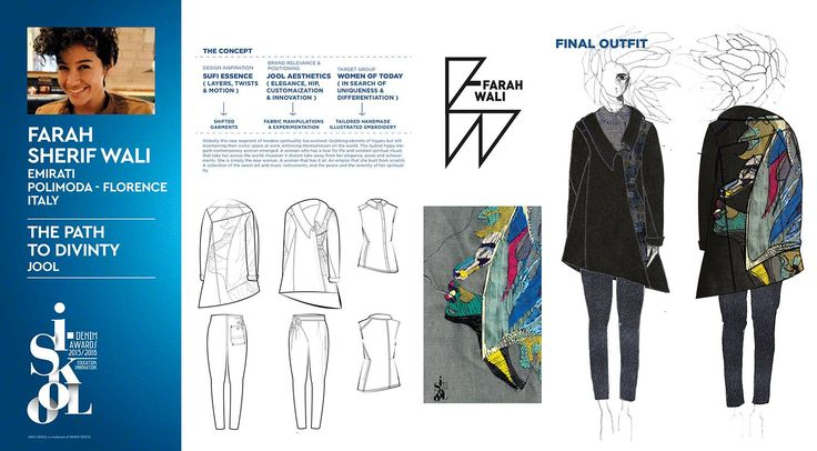 #isko #iskool #denim #project #sketches #denimlovers #designAward #shortlisted #finalist @polimoda