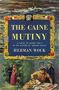 Herman Wouk won the Pulitzer Prize in fiction for The Caine Mutiny.