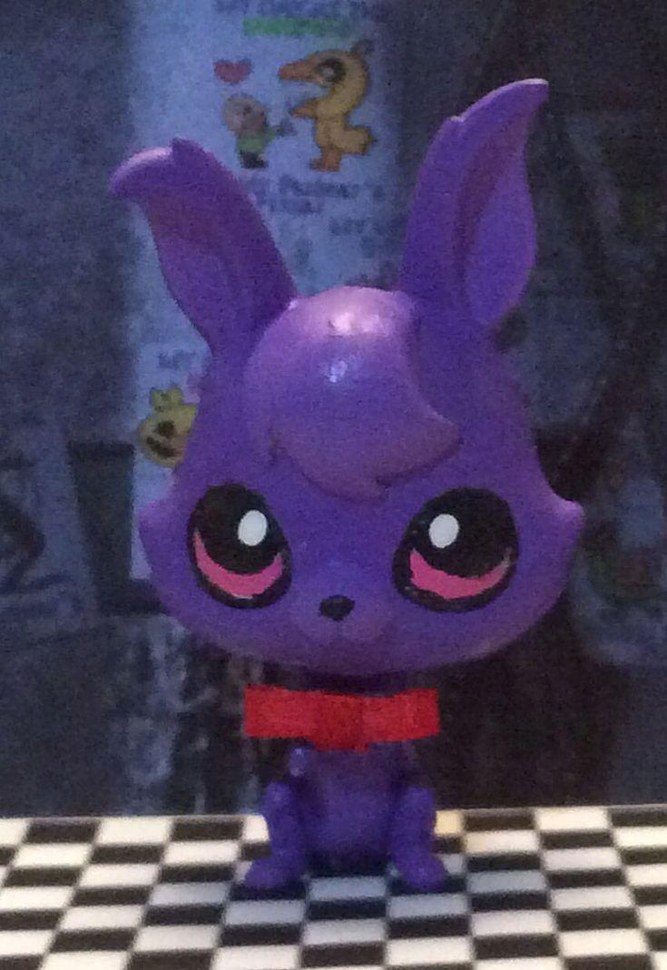 FNAF LPS Bonnie costume by Pokemonlover777.deviantart.com on @DeviantArt