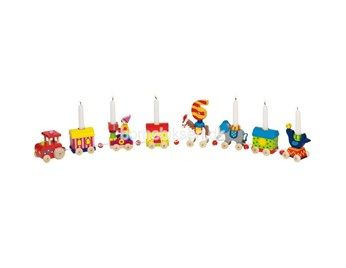 Goki fødselsdagstog, cirkus