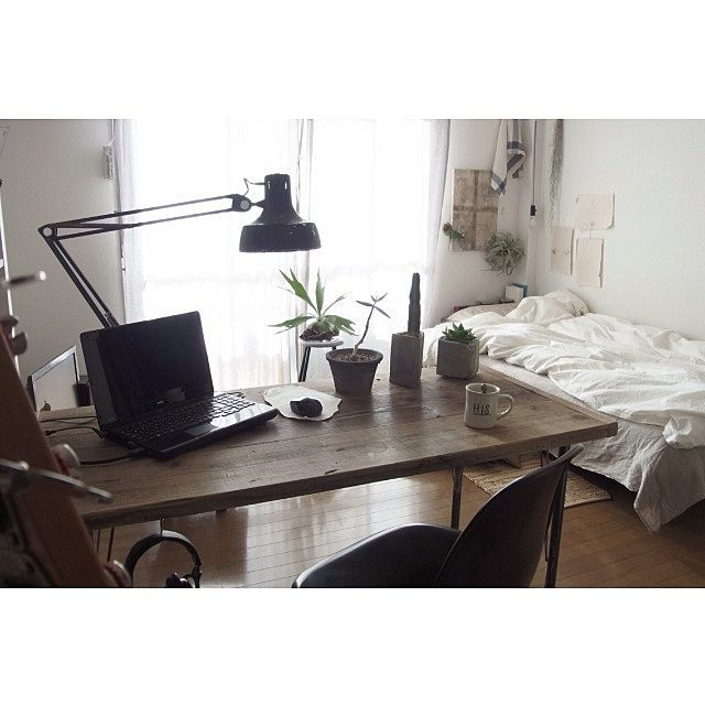 Overview/無印良品/IKEA/DIY/一人暮らし/賃貸...などのインテリア実例 - 2014-10-24 02:20:18