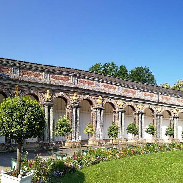 Ein Wolkenloser Herrlicher Sommertag In Bayreuth Wir Empfehlen Einen Besuch In Der Eremitage Nach Unserer Meinung Eine Der Schonsten Parks Parkanlage Bayreuth