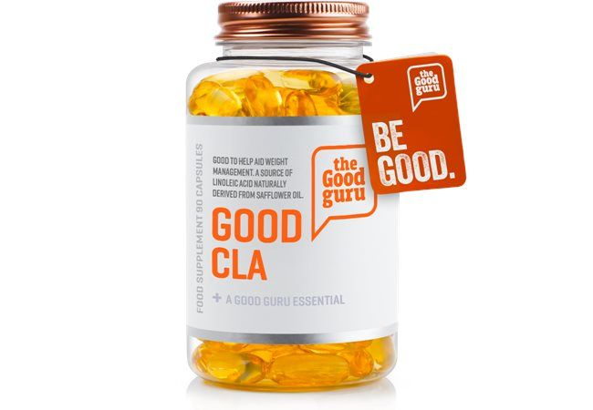 No hidden ingredients, just 100% CLA. The Good Guru CLA is very often used to help support weight management and may help reduce the appearance of cellulite.  A source of Linoleic Acid naturally derived from Safflower Oil.