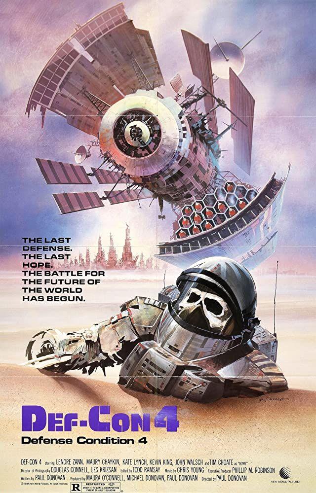DefCon 4 in 2020 Movie posters, Poster, Def con