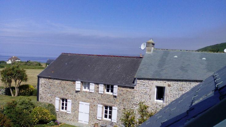 #cotentin #vauville #france #seaside