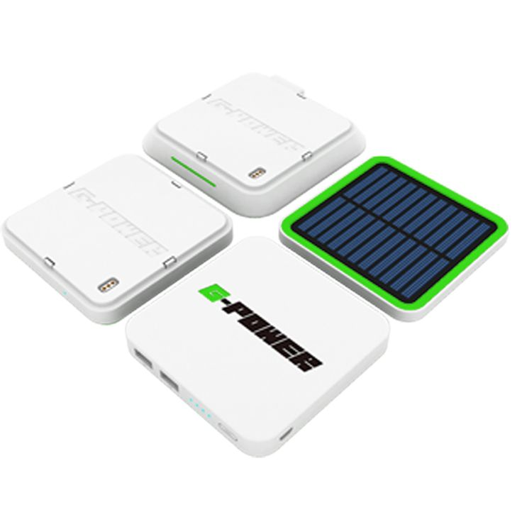Must Have It ! : G-POWER STX # Solar Panel # Docking station # Portable Charger # Power Bank
