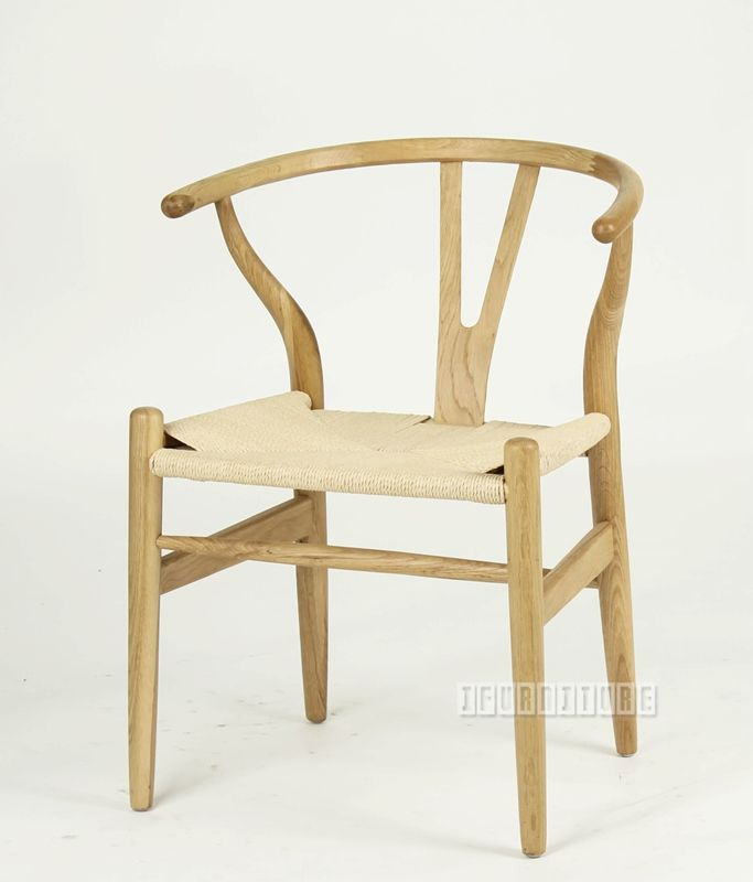 WISHBONE Y CHAIR REPLICA *Solid Oak , Dining Room, NZ's Largest Furniture Range with Guaranteed Lowest Prices: Bedroom Furniture, Sofa, Couch, Lounge suite, Dining Table and Chairs, Office, Commercial & Hospitality Furniturte