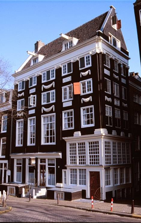 One of my favourite places in the world, Hotel Brouwer in Amsterdam. I remember when my great grandfather owned it, my Oma was born there and I spent many happy times there as a child...
