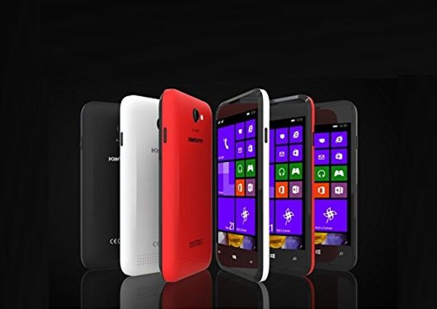 #Karbonn Titanium Wind W4 is a low budget #smartphone with attractive built.