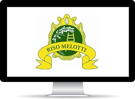 Riso Melotti Per questa famosa riseria abbiamo sviluppato il nuovo sito, mono-pagina, con annesso sito di e-commerce per la vendita dei prodotti alimentari. Curiamo anche la gestione della pagina Facebook aziendale e le campagne di e-mail marketing. http://www.mediarete.it/portfolio/melotti